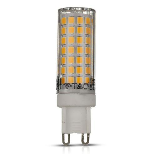 LED lámpa G9 (6W/300°) meleg fehér