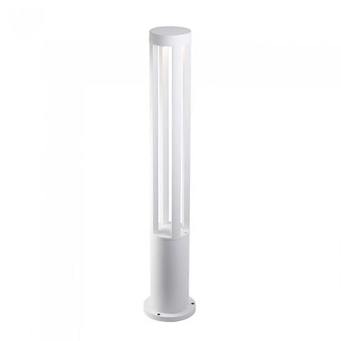 Kerti LED állólámpa, fehér (10W/450Lumen) 80 cm, meleg fehér