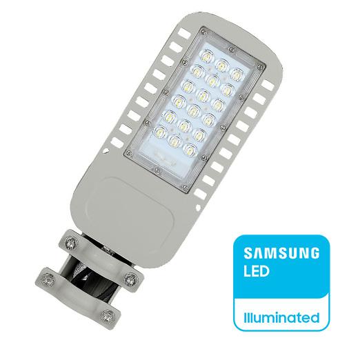 aluminium led lámpa 30 w