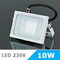 - AKCIÓ: Slim LED reflektor (10 Watt/100°) - Hideg fényű