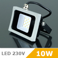 - AKCIÓ: Slim LED reflektor (10 Watt/100°) - Meleg fényű
