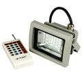 RGB LED reflektor (10W/120°) Rádiós távirányítóval SMD