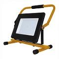 Hordozható LED reflektor (100W/100°) 3 méteres vezetékkel, hideg fényű