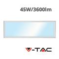 LED panel (1200 x 300mm) 45W - hideg fehér