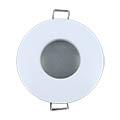 Kör alakú spot lámpatest (361), fix, fehér, fürdőszobai