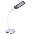 Asztali LED lámpa fényerőszabályozható (7W) szürke Kifutó!