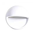 StepLight-L LED lépcsővilágító - kör, fehér (3W) meleg fehér
