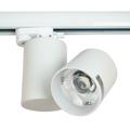 Sínes COB LED lámpa (3F) - 15W (24°) hideg fehér (VT) 5év!