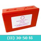 II mentőláda (piros) - Mini