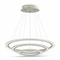 Ledes design csillár (70W) - meleg fényű (3904) dimmelhető