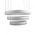 Design LED csillár (92W) - meleg fényű, dimmelhető, fehér