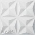 3D Falpanel - Cullinans (gyémántok) - WallArt