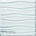 3D Falpanel - Flows (sodró folyó) - WallArt