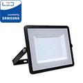 PRO LED reflektor fekete (100W/100°) Hideg fehér