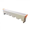 Linearis Flat LED panel (20W) süllyeszthető, meleg fehér