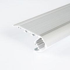 ALP-022 Aluminium profil eloxált lépcsőhöz, opál