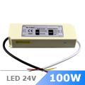 Vízálló LED tápegység 24 Volt (100W/4.2A) IP65