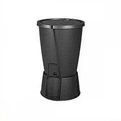 Indigo water butt műanyag esővíz tároló tömlő nélkül (220L) - grafit