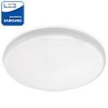 Állítható (75-100mm) LED panel (kör alakú) 12W - hideg fehér