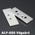 ALP-050 Véglezáró alumínium LED profilhoz