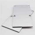 ALP-052 Véglezáró alumínium LED profilhoz, fém
