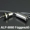 ALP-6060 Függesztő sodrony LED profilhoz