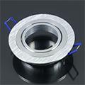 Alumínium dupla/tripla spot (3600), 1-es, szálcsiszolt alu