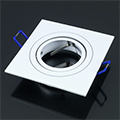 Alumínium dupla/tripla spot (3605), 1-es, fehér
