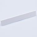 APW-1070 Alu profil oldalfali LED világításhoz - végzáró fehér