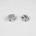 - MINI-01-B Alumínium U profilhoz végzáró elem, műanyag, szürke