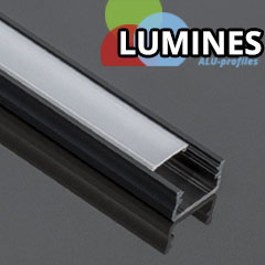 LUMINES-A2-CZ fekete