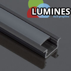 LUMINES-B2-CZ fekete