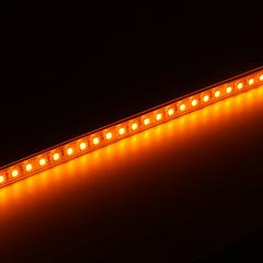 LED szalag kültéri 2835-120 (12 Volt) - sárga 5 méter