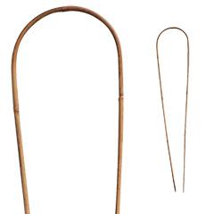 Arc Bamboo természetes ívelt bambusz karó (60 cm) 3 db karó/köteg