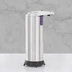 Automata szappanadagoló (220 ml) króm