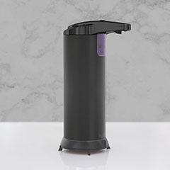 Automata szappanadagoló (220 ml) matt fekete
