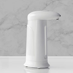 Automata szappanadagoló (360 ml) fehér