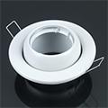 Békaszemes spot lámpatest (359), billenthető, fehér