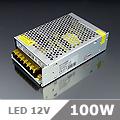 LED tápegység (100) 12 Volt, ipari (8.8A/100W) OP