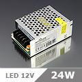 LED tápegység (024) 12 Volt, ipari (2A/24W) OP