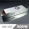 LED tápegység (500) 12 Volt, ipari (41A/500W) OP