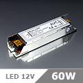 LED tápegység (060) 12 Volt, ipari (5A/60W) OP