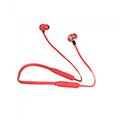 Bluetooth headset és fülhallgató Sport (500 mAh akkuval) piros