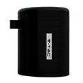 Barrel hordozható Bluetooth hangszóró kihangosítóval (5W) fekete