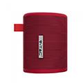 Barrel hordozható Bluetooth hangszóró kihangosítóval (5W) piros