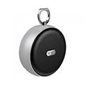Kulcstartós Bluetooth hangszóró kihangosítóval Portable (4W) ezüst