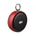 Kulcstartós Bluetooth hangszóró kihangosítóval Portable (4W) piros
