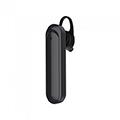 Bluetooth headset mobiltelefonhoz Lungo (170 mAh akkuval) fekete