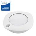 - Elemes LED lámpa, mozgásérzékelővel MINI (8 cm átmérőjű, 1.5W LED)