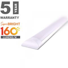 Bútorvilágító ledes armatúra (15W - 60 cm) hideg fehér, SuperBright 160lm/W